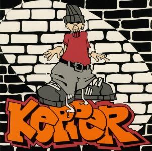 Kepper original artwork