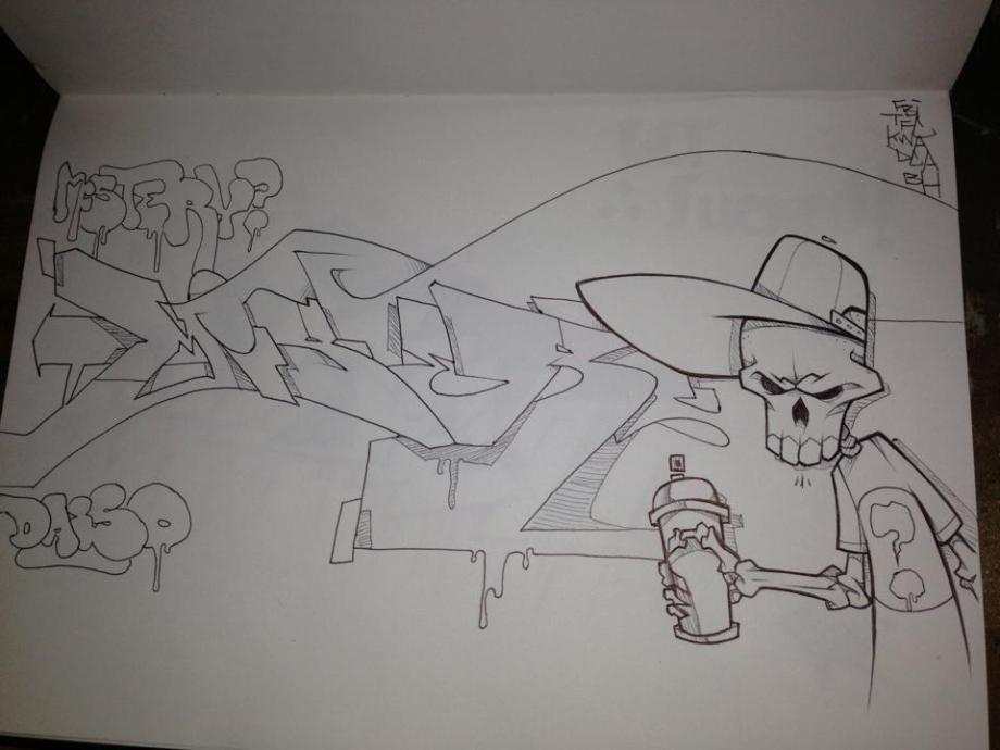 blackbook sketch